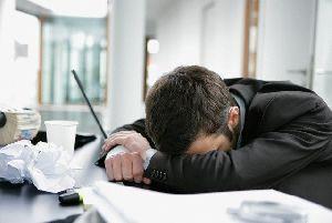 Вред недосыпа