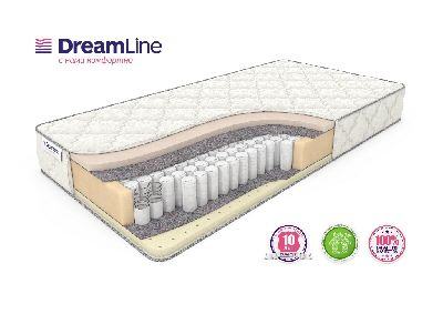 матрас Dreamline Memory Sleep TFK