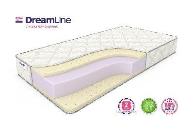матрас DreamlineDreamRoll Latex dual
