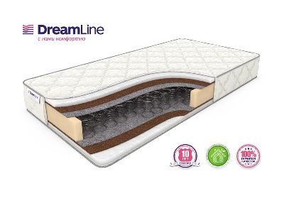 матрас Dreamline ECO HOL HARD Bonnel