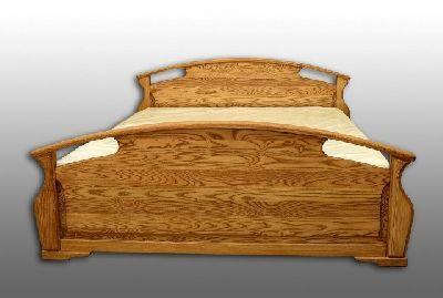 кровать Афродита (Бук)
