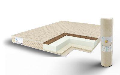 Матрас Cocos-Latex2 Eco Roll Slim