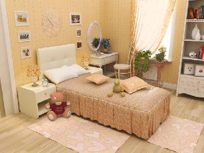 детская кровать Askona Leo