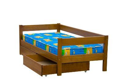 кровать Тахта с ящиками (Бук) детская